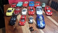 Various Diecast 1/18 and 1/24 cars