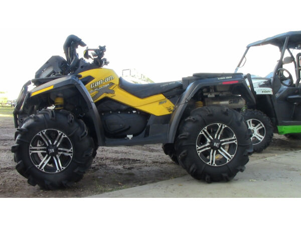Used 2011 Can-Am xmr800 outlander