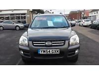 2005 KIA SPORTAGE 2.0 XE 4WD From GBP3,495 + Retail Package
