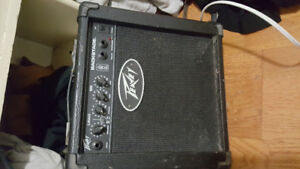 small peavey backstage amp