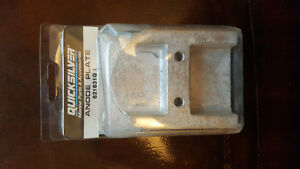 New Quicksilver anode plate P/N 821631Q1