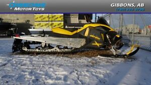 2008 Ski-Doo Summit  X 163 800R Power T.E.K.