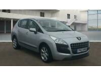 2012 Peugeot 3008 1.6 5dr Active E-HDI Auto Hatchback Diesel Automatic