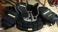Itech Ice hockey chest protector