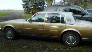1976 Cadillac Seville Other