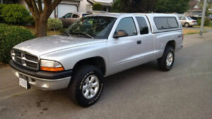 2004 Dodge Dakota Pickup Truck 4x4