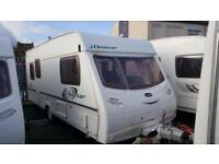 LUNAR QUASAR 525 5 BERTH END BEDROOM £5250