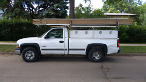 2002 Chev 2500hd for sale