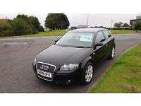 "Audi A3 1.6 SE,2008,17""Alloys,Air Con,Full Service History"