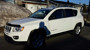 2011 Jeep Compass 4x4 NORTH ÉDITION