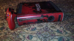 Xbox 360 Gears of War 2 Console