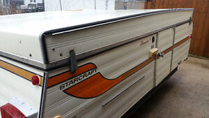 1979 Starcraft pop-up trailer camper
