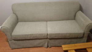 Great deal on a Comfy Pull Out Couch..