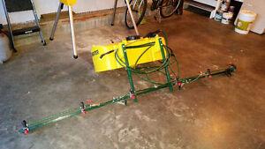 1810 ATV Spray-Tech Boom sprayer Never been used