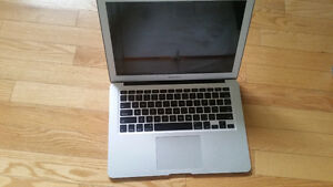 """Selling Barely Used Mac Air 13"""""""
