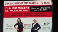 looking for fantastic realtors? we are a winning team!
