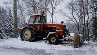 Allis Chalmers 7030 tractor