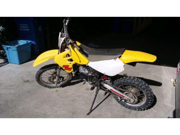 Used 2000 Suzuki RM
