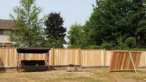 Cedar fence panels installation great quality great deals