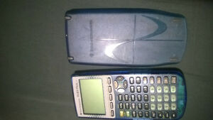 Texas Instruments Graphing Calculator TI 83 Plus
