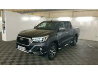 2018 TOYOTA HI-LUX D-4D INVINCIBLE X 4WD DOUBLE CAB WITH ROLL'N'LOCK TOP (1526