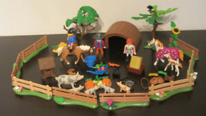 Playmobil Farm and accessories