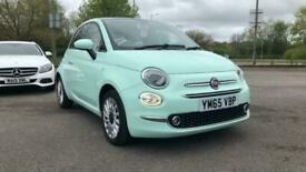 image for Fiat 500 1.2 Lounge 3dr Hatchback Petrol Manual