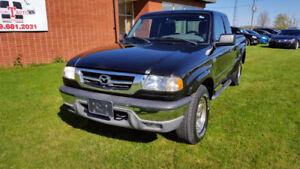 2010 Mazda B4000 4X4 Pickup Truck