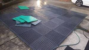 Gym Mats / jigsaw mats Beacon Hill Manly Area Preview