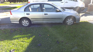 New price! Willing to negotiate 2005 Honda Civic for sale