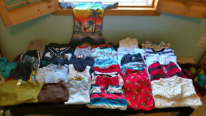 Boy's Summer clothes lot - Size 2T