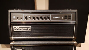 """Ampeg V4BH """"Made In USA"""" (Échange Possible)"""