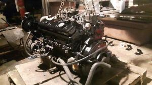 305 mercruiser  inboard engine