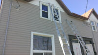 roofing and siding repairs and instalations