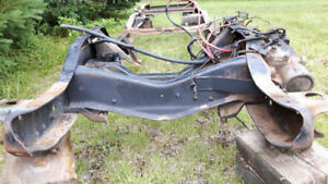 Arizona Truck Frame 73-87 1973-1987 Chev GMC 4WD 8' Box
