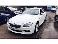2014 BMW 6 Series Gran Coupe 3.0 640d M Sport Gran Coupe 4dr Diesel