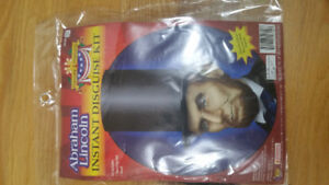 Abraham Lincoln Costume - Brand New