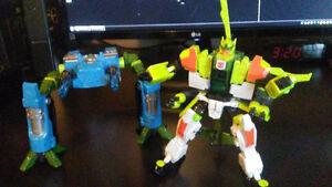 Transformers Energon Commando Class Bulkhead