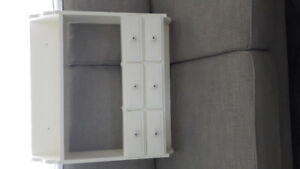Wall shelf unit.  From craft show $25
