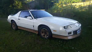 Classic Camaro for trade for atv, or dirt bike