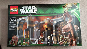 LEGO Star Wars (75005) RANCOR PIT - Brand new set