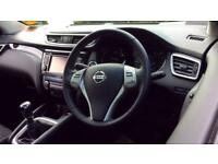 2016 Nissan Qashqai 1.5 dCi N-Connecta 5dr Manual Diesel Hatchback