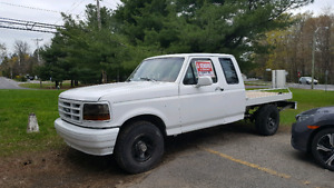 1992 Ford F-150 flat bed