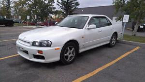 2000 Nissan Skyline GTS-FOUR Sedan