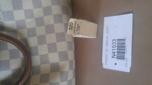 Louis Vuitton Speedy 30 in Damier print Authentic