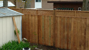 MWS Fences and Decks