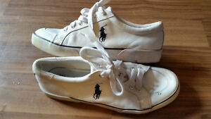 RALPH LAUREN POLO LEATHER RUNNING SHOES 10 1/2, 11, 11 1/2, 12 Sarnia Sarnia Area image 2