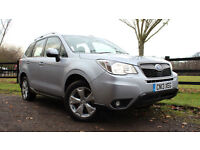 Subaru Forester 2.0D ( 147ps ) 2013 XC ONE OWNER FULL SUBARU HISTORY