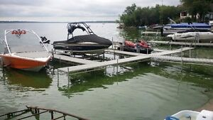 Aluminum Dock 20ft rolling (Summer Pricing) TR Aluminum Designs Regina Regina Area image 7