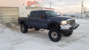 2004 F350 Lariat Super duty Truck for Sale